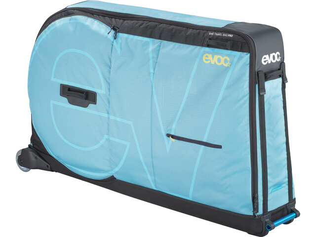 EVOC Bike Travel Bag Pro 310l, aqua blue